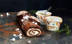 Suklainen piparkakkuhalko. Tätä olisi tarkoitus tehdä jouluksi. Toivottavasti onnistuu ja maistuu kaikille. :)