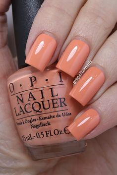 Crawfishin' for a Compliment, OPI New Orleans Collection 2016