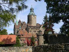 Zamek Czocha - Sucha