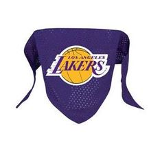 Los Angeles Lakers Dog Bandana - BD Luxe Dogs & Supplies