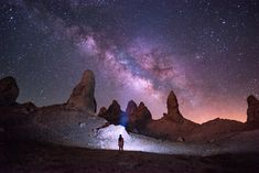 The Trona Pinnacles Photography Guide - Fototripper Photography Guide, Night Photography, Mojave Desert, Visit California, Sky Garden, Lightroom Tutorial, Face Down, My Tumblr, Milky Way