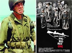 The Big Red One - Do you think Lee Marvin was too old at 54 to play the sergeant?