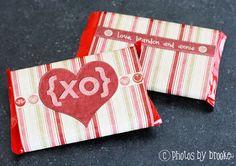 Kit Kat Valentine Candy Bar Wrapper Printable