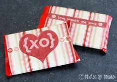Kit Kat Valentine Candy Bar Wrapper Printable