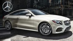 The 2018 #MercedesBenz E-Class coupe is a stunning new addition to the E-Class lineup. Read our review of this coupe featuring a V6 Biturbo engine and plenty of luxury and convenience features. #UAE