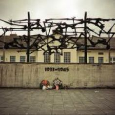 Dachau concentration camp Germany :( This site must be preserved so we never forget the horror of what happend to thousands of innocent human beings)