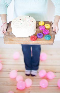 Cake & colours | A Subtle Revelry