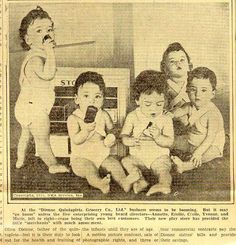 The Dionne Sisters (Quintuplets) 5 Babies, Infancy, Baby Born, Life Is Like, Genealogy, 1930s, Ontario, Vintage Photos, Depression