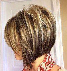 Layered Bob Haircuts 2017