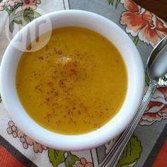 Classic butternut squash soup @ allrecipes.co.uk