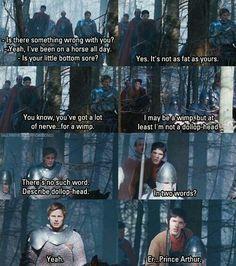 Merlin And Arthur, King Arthur, Prince Arthur, Colin Morgan, Bradley James, Hunger Games, Fandoms, Merlin Funny, Merlin Merlin