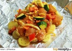Czech Recipes, Ethnic Recipes, Good Food, Yummy Food, What To Cook, Fruit Salad, Potato Salad, Pork, Food And Drink