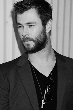 "c-evansworth: "" Chris Hemsworth at the MTV Movie Awards - April 9, 2016. """