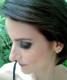 Cabelo e maquiagem / por Evelin Sales Cordeiro