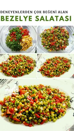 Erbsensalat - Şerife Tuna Çakır - Leckere Rezepte - # Cakir to in # Sheriff faciles gourmet de cocina de postres faciles pasta saludables vegetarianas Salad Recipes No Meat, Salad Recipes For Parties, Salad Recipes For Dinner, Avocado Recipes, Summer Recipes, Vegetarian Recipes, Healthy Recipes, Potluck Recipes, Pea Recipes
