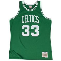 5d0bfdb249086 Mitchell   Ness Swingman NBA Jersey - Boston Celtics - Bird -  85- 86 -  Green - XXL Only