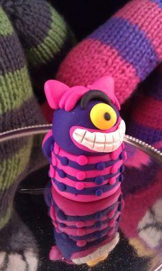 Cheshire Dalek....cheshire and dalek...im.....in....love...omg. haha