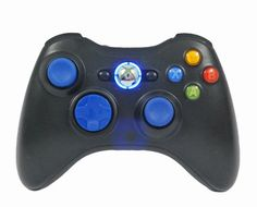 jinshuntai XBOX 360 Rapid Fire Controller SNIPER QUICK SCOPE , Drop shot , Auto aim for BLACK OPS 2 MW3 GOW Modded Blue LEDs - http://www.cheaptohome.co.uk/jinshuntai-xbox-360-rapid-fire-controller-sniper-quick-scope-drop-shot-auto-aim-for-black-ops-2-mw3-gow-modded-blue-leds/