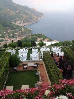 Caruso hotel overview