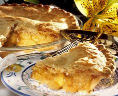 Apple Pie & Chess Pie