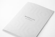 Berkley Hotel Brochure by Construct