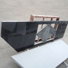 Newstar supply Mongolia-Black granite countertop China factory Made in China Ch