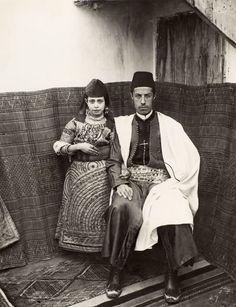 Hombre marroquí 1. Tánger.