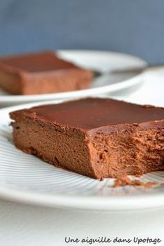 Cyril Lignac& mascarpone and chocolate cake - desserts - Chocolate Pudding Desserts, Chocolate Recipes, Chocolate Cake, Mint Chocolate, Chocolate Chips, Meat Recipes, Gourmet Recipes, Cake Recipes, Dessert Recipes