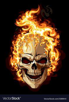 Ghost Rider Flaming Skull Logo Laser Projector Motorcycle Spotlight Shadow LED Logo Light Universal New Hot Sale 3005 Ghost Rider Wallpaper, Skull Wallpaper, Halloween Supplies, Halloween Bags, Skull Logo, Skull Print, Ghost Rider Tattoo, Skull Icon, Ghost Rider Marvel