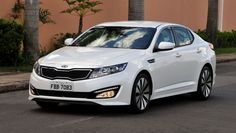Kia Optima 2013. New car option. Can not make up my mind. Taking my time! Not sure of I even want to get rid of my Olive❤