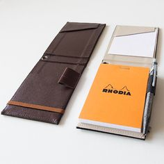 RHODIA No.11 ファブリックハードカバー