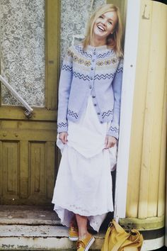 Ravelry: Slalåm/Senje kofte by Lene Holme Samsøe og Liv Sandvik Jakobsen