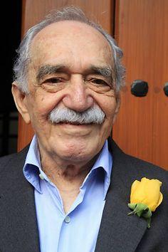 Escritor Gabriel García Márquez