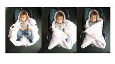 """Decke für Babyschale """"Romy"""""""
