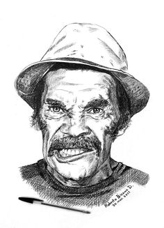 Don Ramon by RobertoBizama on deviantART