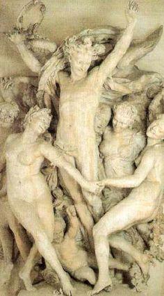 12. La danza. J.B. Carpeaux. Orsay.