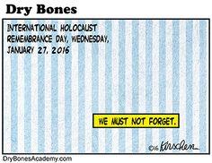 Förintelsens minnesdag den 27 januari 2016 – זכור « Sapere Aude!