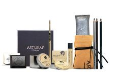 Art Graf from Viarco Products....any or all would be awesome gifts this Holiday! Interesting products!