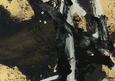 Willem de Kooning, Black & White Rome E 1959 on ArtStack #willem-de-kooning #art