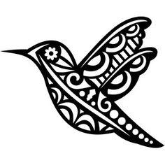 Hummingbird design from Silhouette Design Store! Silhouette Design, Silhouette Projects, Stencils, Silhouette Portrait, Scroll Saw Patterns, Cricut Creations, Kirigami, Tribal Tattoos, Tattoos Skull