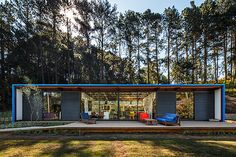 Residência O.Z. - Andrade Morettin Arquitetos