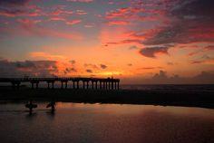 Sunrise, St. Augustine Beach.