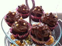 Maijo's Sweetest: Cupcakes de chocolate
