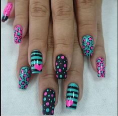 Gel Nail Designs You Should Try Out – Your Beautiful Nails Toe Nail Designs, Acrylic Nail Designs, Acrylic Nails, Pedicure Designs, Fancy Nails Designs, Stylish Nails, Trendy Nails, Diy Nails, Manicure