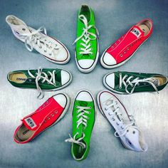 #Converse are the perfect shoe for any season! Find the best style and colour that suits you at #platosclosetkitchener #shoes #shopping #divaonadime #styleforless   www.platosclosetkitchener.com