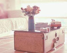 Vintage Suitcase Photograph  - Vintage Suitcase Fine Art Print