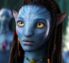 Neytiri in Avatar