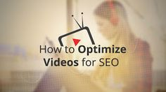 Let Naxtre, India's leading SEO company with a professional team for all Search Engine Optimization services tell you how you can optimize Video content for SEO purpose.