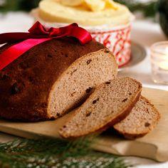 Låt härliga dofter sprida sig i köket från Mauds kryddiga vörtbröd!
