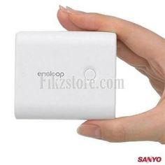 Mobile Booster Eneloop 5000mAh   Rp 370.000
